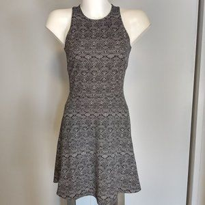 H&M geometric print dress, EUC!